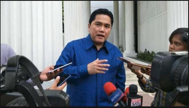 Visi-Misi Prabowo-Sandi Berubah, Erick Thohir: Berarti Tak Yakin