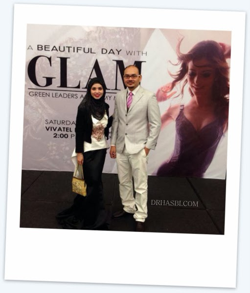 A Beautiful Day with GLAM di Vivatel Hotel KL