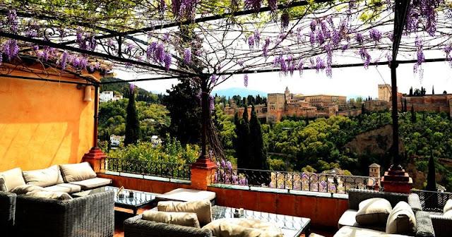 El Huerto de Juan Ranas em Granada