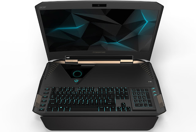 Notebook Acer Predator 21-X