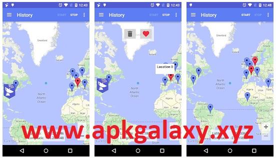 Fake GPS Pro Apk Unlocked