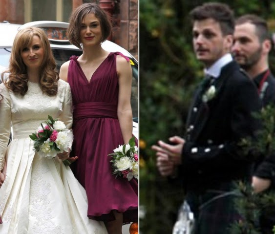 Hairstyle For Brothers Wedding: Hairstyles Actriss: Photos: Keira Knightley As A