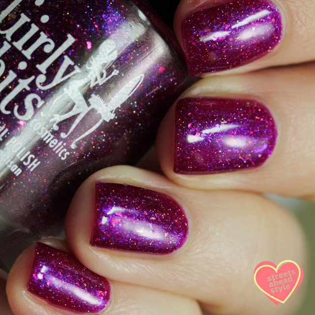 Girly Bits The Need for Bead swatch by Streets Ahead Style