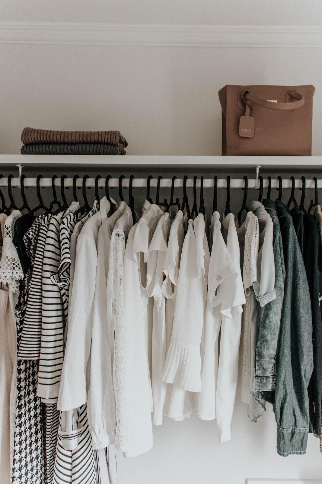 Closet pequeno para apartamento - Montagem e Organização