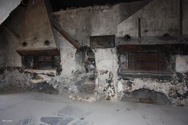 four à pain du Fort Victor-Emmanuel en Savoie