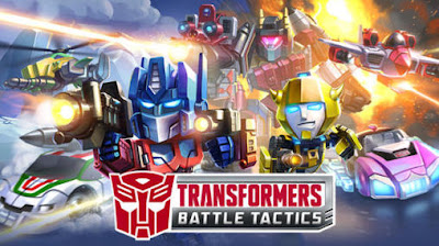 Transformers: Battle Tactics Mod Apk Download