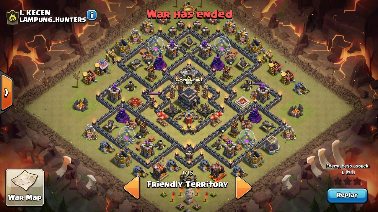Base War Th 9 Yang Kuat 10