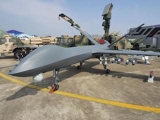 Drone Berkemampuan Serang