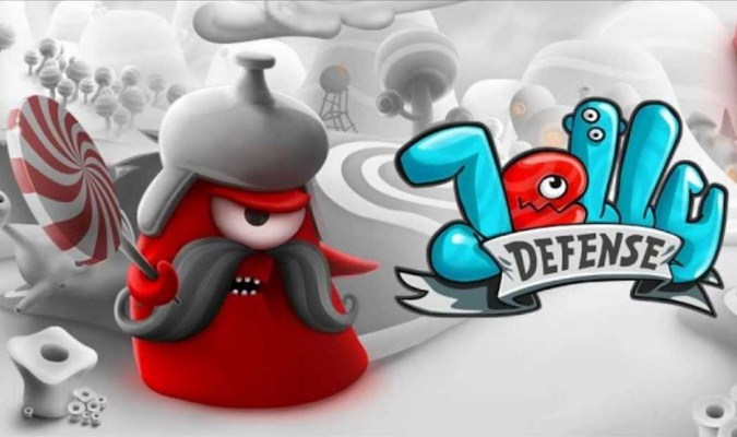 Game Tower Defense Terbaik - Jelly Defense