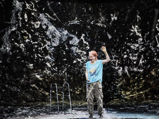 Ugly Lies The Bone, National Theatre | Review