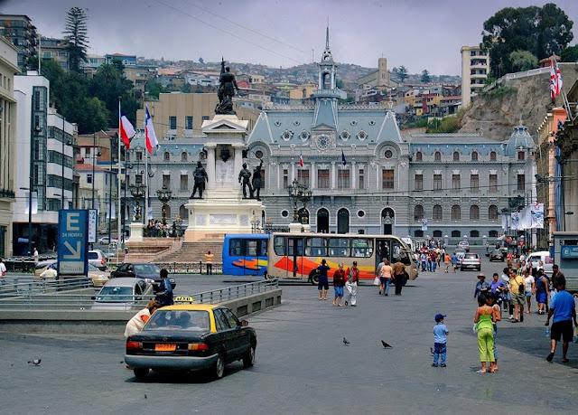 Por que alugar um carro em Valparaíso?