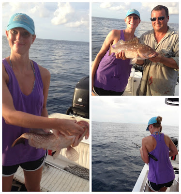 deep sea fishing Florida Gulf Coase