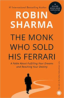 The Monk Who Sold His Ferrari pdf free download