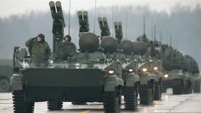 الناتو: روسيا تجهز لحرب كبرى