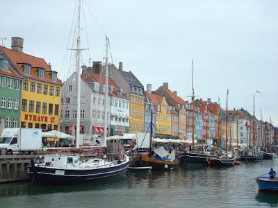 ROWDY IN GERMANY: Copenhagen, Denmark