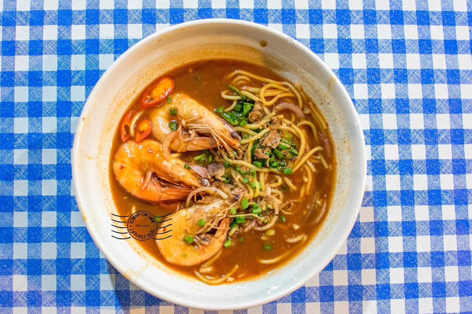 Mee Udang Malay Food in Penang