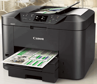 Canon MAXIFY MB5020 Driver Download For Windows And Mac