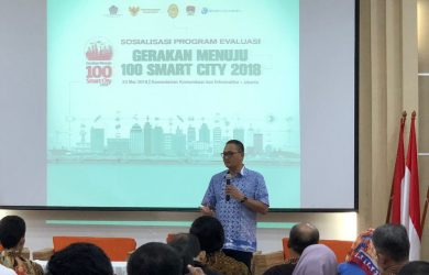 Kota Bekasi Masuk Daftar 25 Kota dan Kabupaten Terpilih Gerakan Menuju 100 Smart City