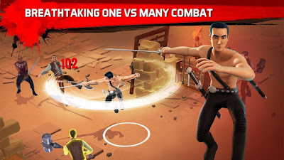 Into the Badlands Blade Battle MOD Unlimited Money v1.0.7 Apk Android Update Terbaru