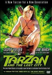 Tarzan and the Lost City 1998 Hindi - Tamil - Telugu - Eng Download 300mb DVDRip