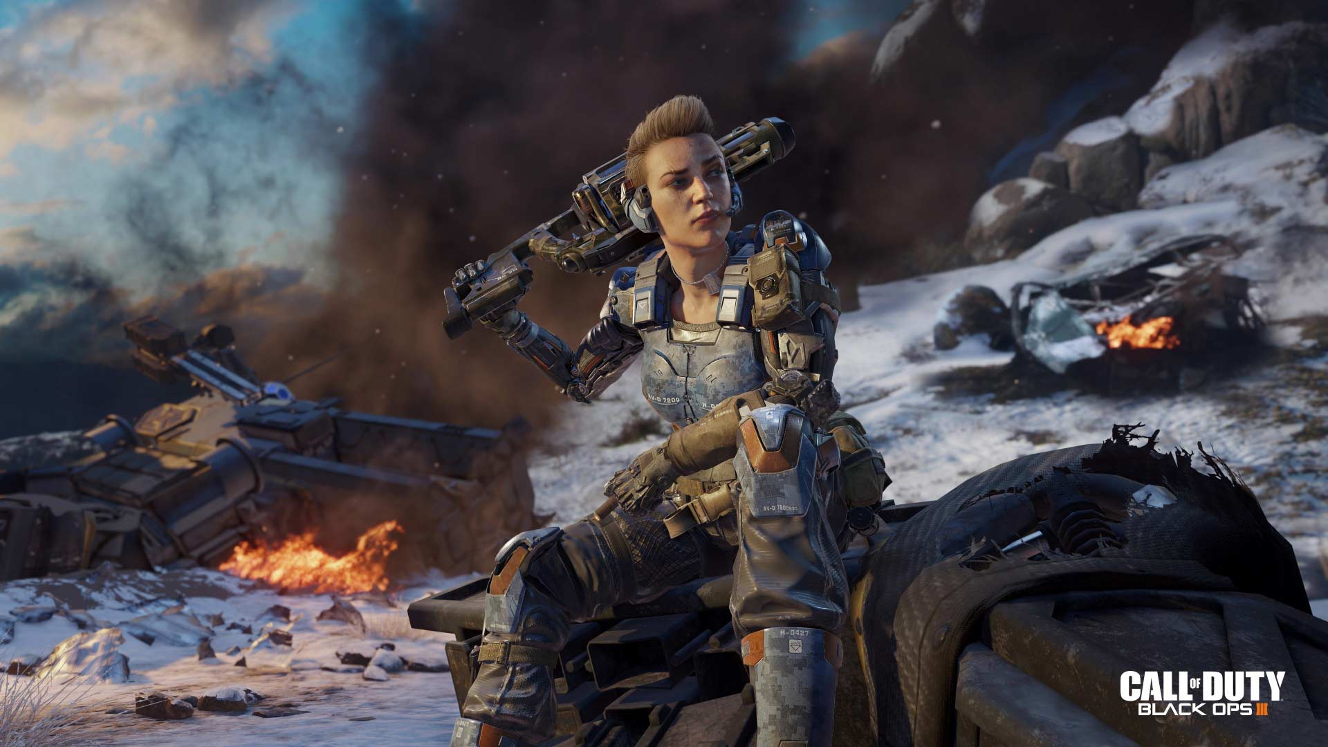 Jogo Call Of Duty Black Ops 3