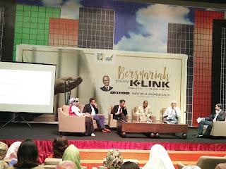 """K-Link """"Solusi Hidupmu"""" Semakin Mantap, Halal Dan Berkah Dengan Sertifikasi Syariah"""
