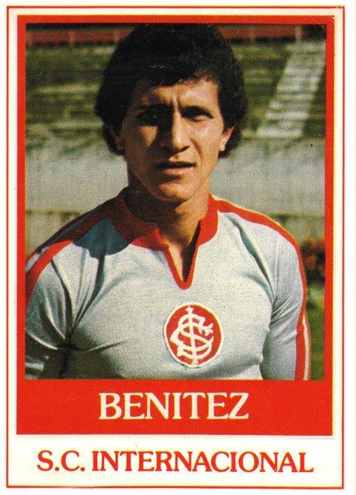 Resultado de imagem para GOLEIRO BENITEZ