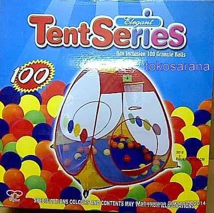 Tenda Tent Series 3081