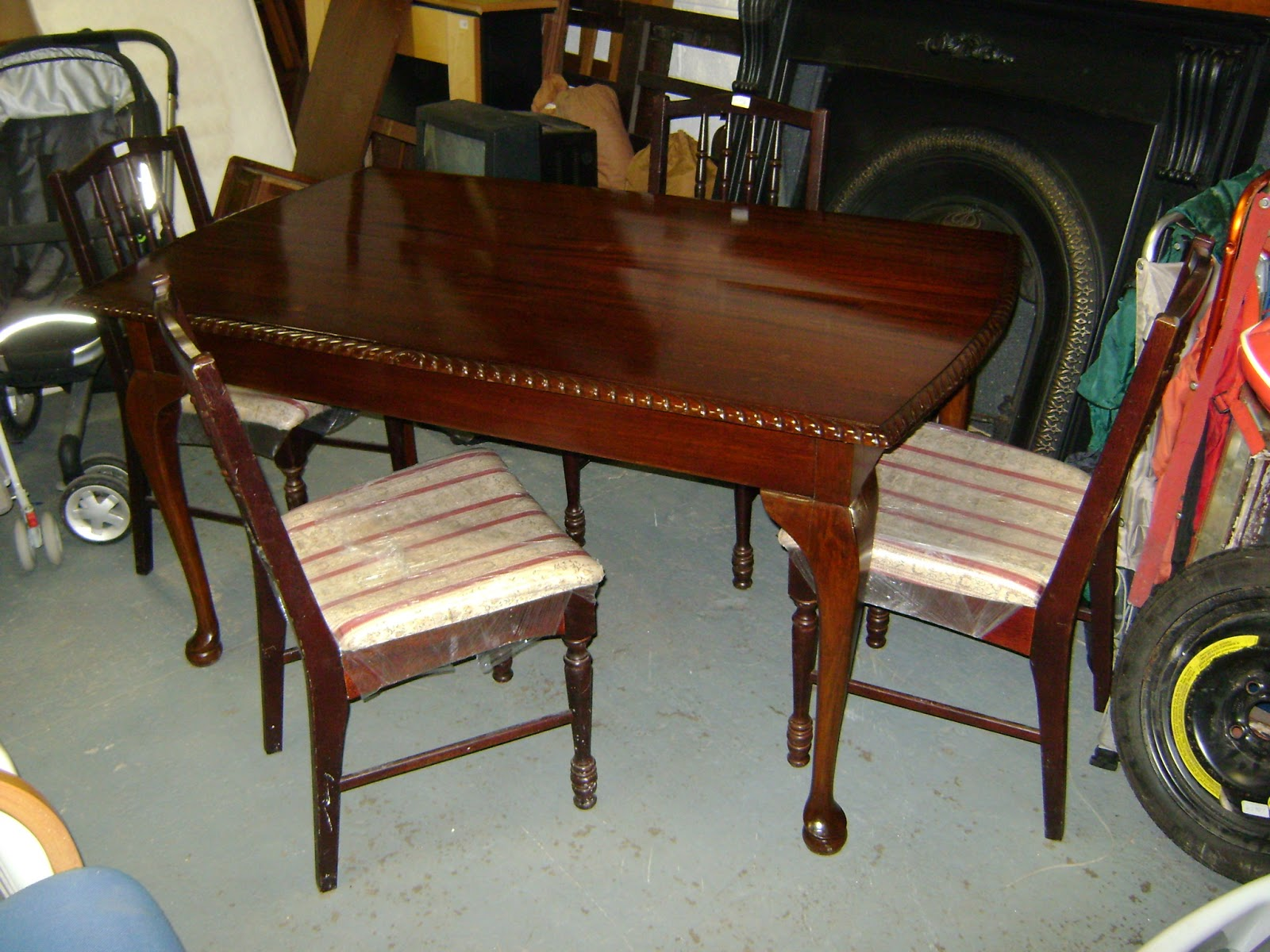 Astounding Dining Table And Chairs Second Hand London Download Free Architecture Designs Embacsunscenecom