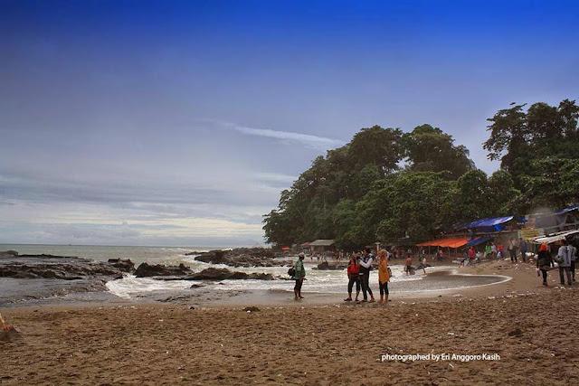 Pantai Karang Hawu-Palabuhan Ratu-Sukabumi
