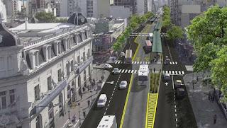 La Ciudad construirá un nuevo centro de trasbordo en Flores
