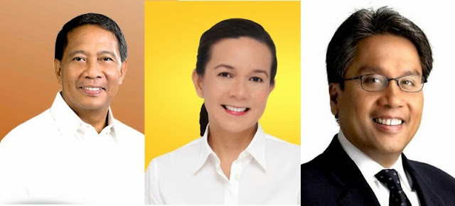 THE NEXT PRESIDENT? Binay, Poe or Roxas