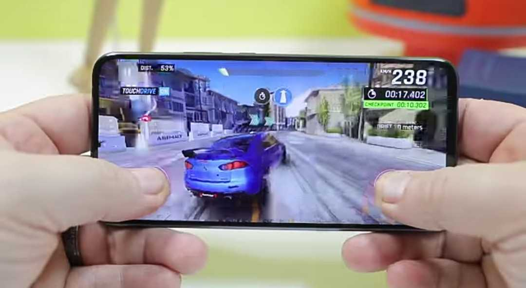 Gaming performance of the Huawei Honor Magic 2