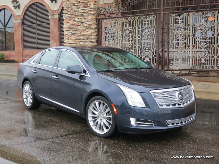 hover motor company 2013 cadillac xts awd platinum test drive review living the life. Black Bedroom Furniture Sets. Home Design Ideas