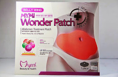 Mymi Wonder Patch Original
