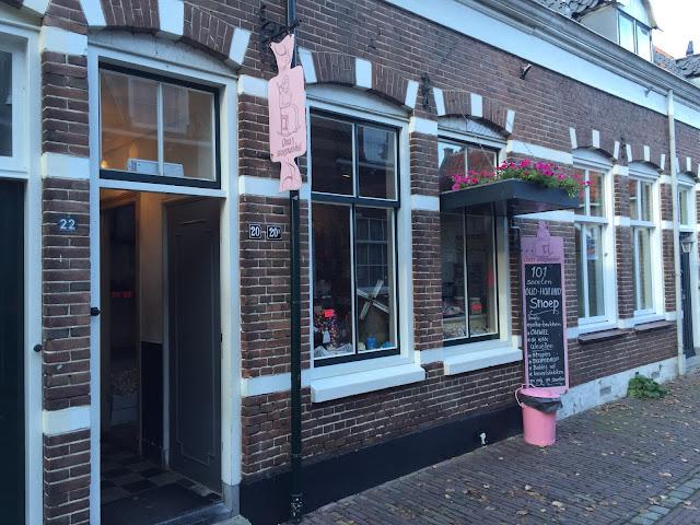 Oma's Snoepwinkel