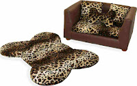 Keet Deluxe Orthopedic Memory Foam Dog Bed Set