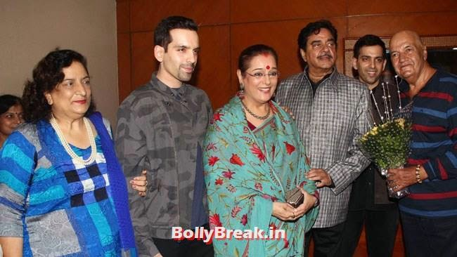 Celebrations of Lok Sabha Election Success, Celebs at Celebrations of Shatrughan Sinha Lok Sabha Election success