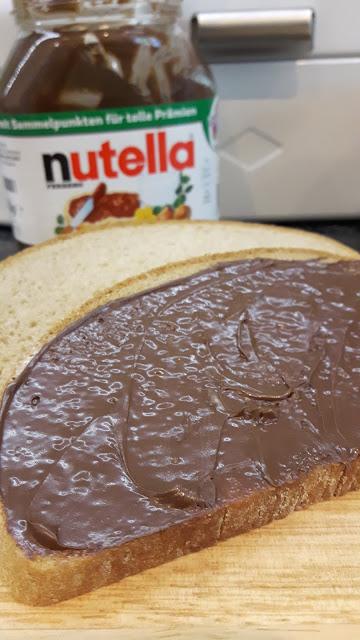 Nutella - meine große Liebe