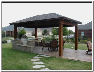 Detached Patio Cover Plans & Design