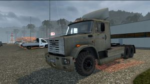 Truck - ZIL 4421 Off-Road [Updated]