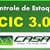 Planilha Controle de Estoque - CIC 3.0