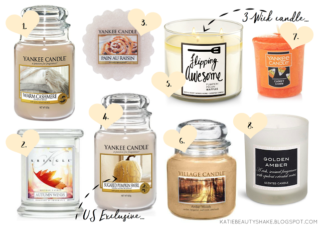 katiebeautyshake 2017 most read posts On most popular candles 2017