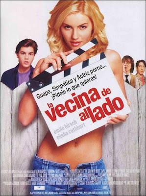 The Girl Next Door 2004 DVD R1 NTSC Latino