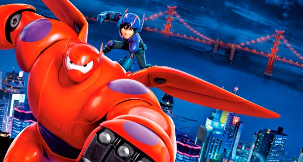 Big Hero 6 en Madrid