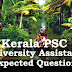 Kerala PSC : Expected Question for University Assistant Exam - 15