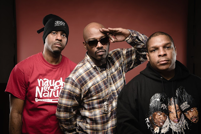 Grupo de rap Naughty by Nature se apresenta na final mundial do Red Bull BC One
