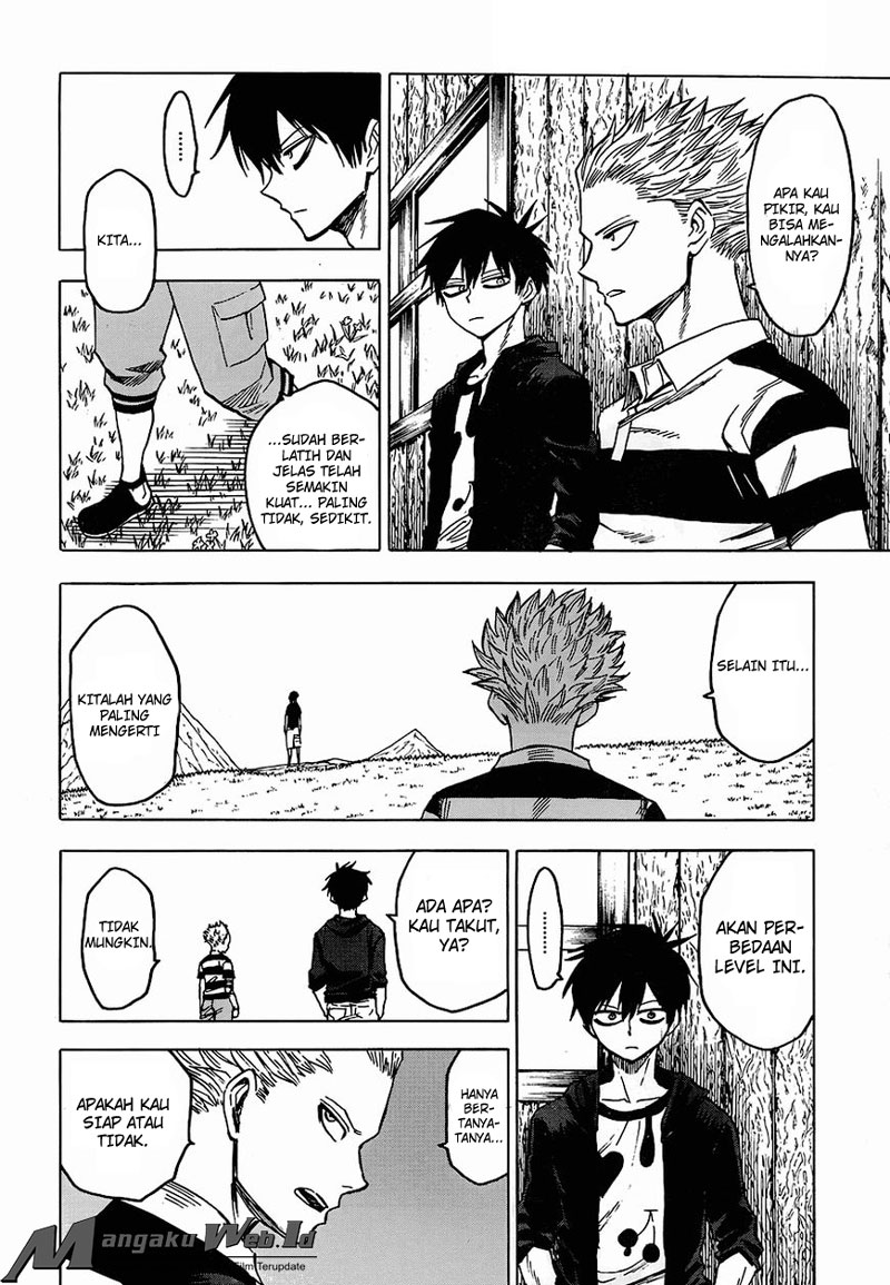 Blood Lad Chapter 70-25