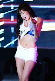 Penyanyi solo korea tersexy