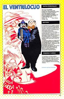 Ventrilocuo (ficha dc comics)